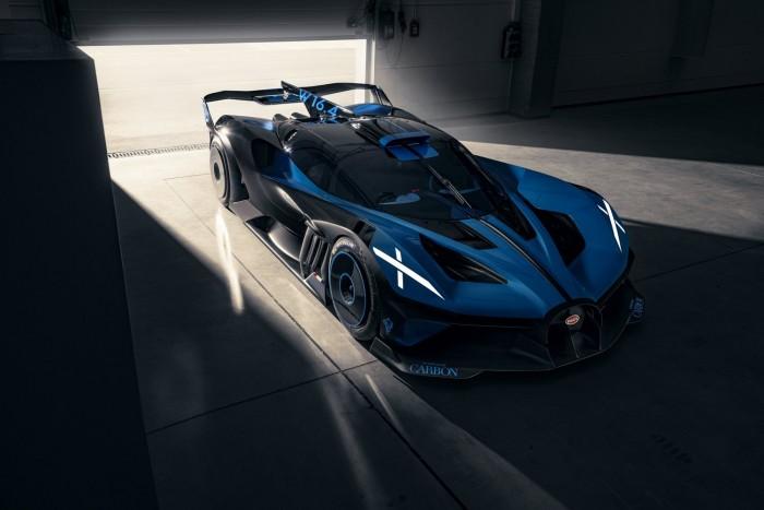 Libabőrös burkolat teszi áramvonalasabbá a Bugatti versenyautóját 3