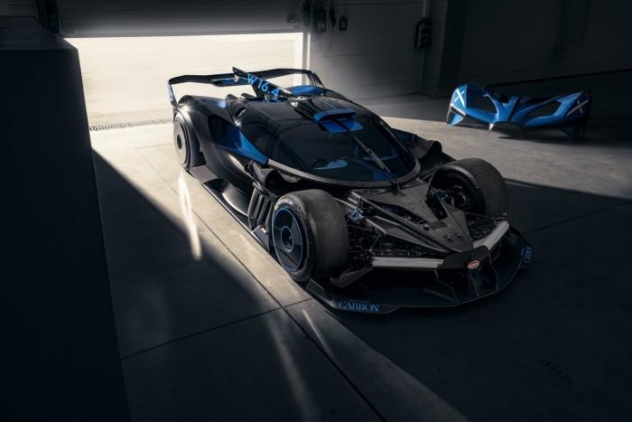 Libabőrös burkolat teszi áramvonalasabbá a Bugatti versenyautóját 4