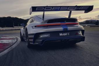 Megújult a Porsche márkakupa-versenyautója