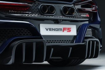 A sorozatgyártás kapujában a világ leggyorsabb autója