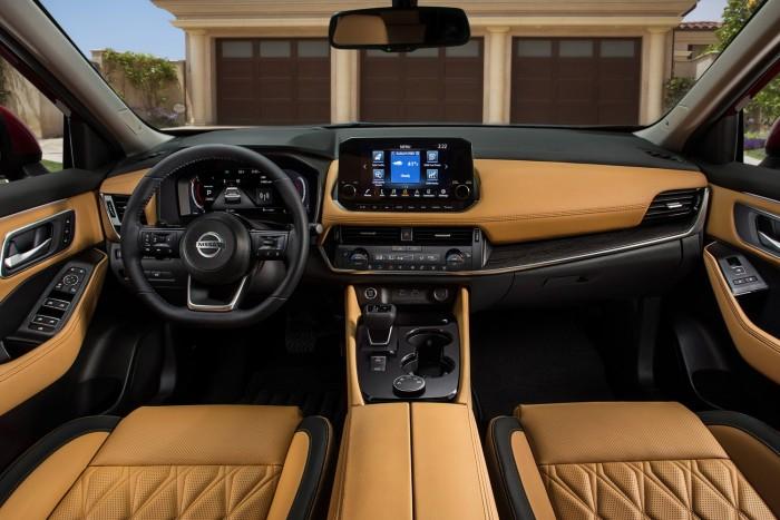 Fényűző szolgáltatásokkal erősít az új Nissan Qashqai 2