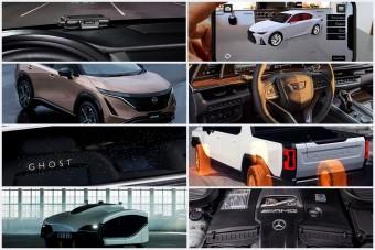 Tíz újítás, ami megváltoztathatja az autóipart