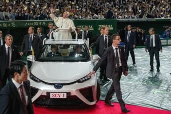 Szénsemleges lesz a Vatikán