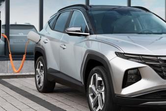 Tavasszal érkezik a Hyundai Tucson PHEV