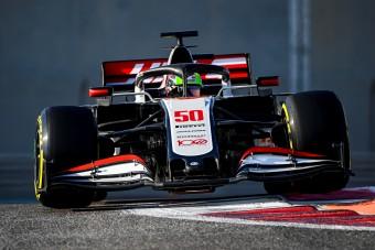 F1: Nincs mese, bizonyítania kell a kis Schuminak