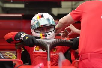F1: Vettelt is benyomhatják az újoncok közé