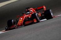 F1: Leclerc a riválistól lesett az időmérő előtt 1
