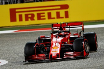 F1: Leclerc a riválistól lesett az időmérő előtt