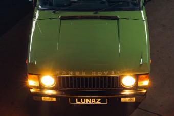 Veterán luxusterepjárók kapnak villanymotort