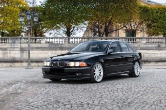 Nem volt elég jó a BMW M3, ezért megvette a ritka, Hartge 540-est