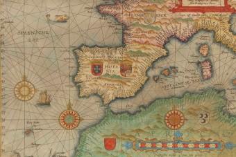 Százmilliónyit fizettek egy régi tengeri atlaszért