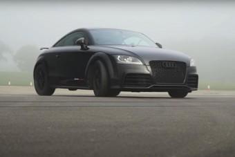 Egy 78 éves angol úré a világ egyik legerősebb Audi TT-je
