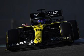 F1: Alonso nyerte a fiatal pilóták tesztjét