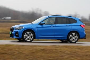 BMW-s életérzés három hengerrel, zöld rendszámmal - BMW X1 xDrive25e