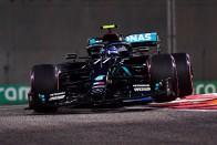 F1: Russell elrontotta Hamilton Mercedesét 1