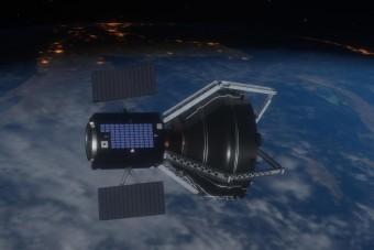 Elkezdik kitakarítani az űrt a Föld körül