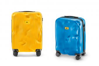 A direkt megnyomorított bőrönd lehet 2020 utolsó divatőrülete