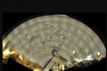 Évtizedek óta nem láthattunk ilyen videót a Holdról