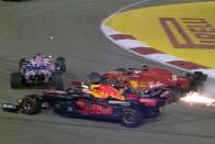 F1: Ezért esett vissza Leclerc az időmérőn 3