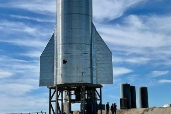 A kilövés előtt 1,3 másodperccel fújták le a SpaceX-rakéta tesztjét