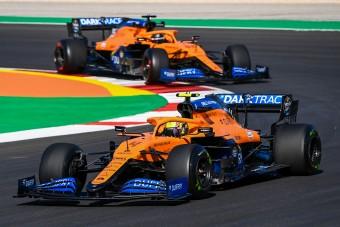 F1: Gazdát cserélt a McLaren