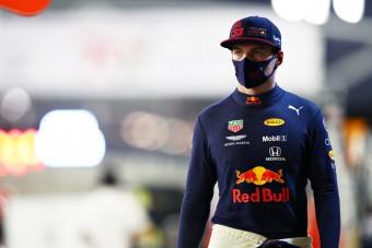 F1: Verstappen csúnyán elpáholta csapattársát