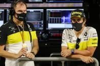 F1: Csak Alonso tesztelhet, Sainz és Vettel nem 1