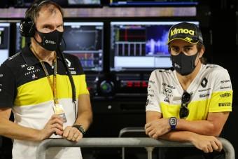 F1: Alonsónak tetszik a felfordulás