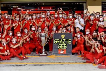 Beszólt a Ferrarinak a Forma-1 korábbi ura