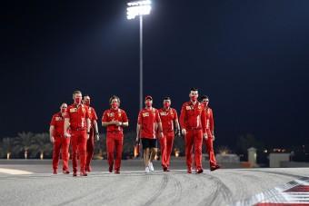 F1: Újabb átszervezések a Ferrarinál