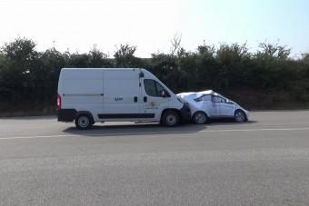 Már haszonjárműveket is tesztel az Euro NCAP
