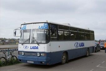 Lada-lámpás Ikarus került elő Oroszországban
