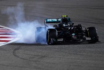 F1: Elrontotta 2021-es autóját a Mercedes?