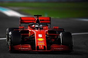 F1: Dallal búcsúzott Vettel a Ferraritól – videó