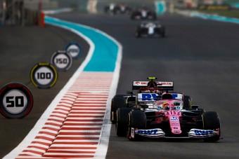 F1: Pérez beletörődött a legrosszabba