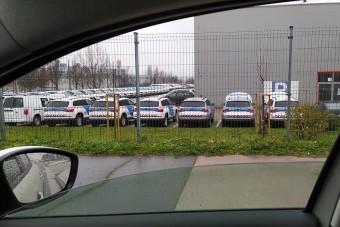 Kilencmilliós új Skodákat kapnak a rendőrök