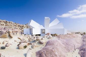 Megér egymilliárdot egy sivatagi konténerház?
