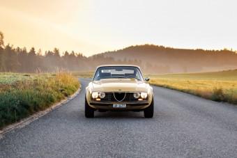 Zagato kicsi és drága Alfa Romeója
