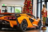 4000 lóerős lett a vízre ültetett Lamborghini 1