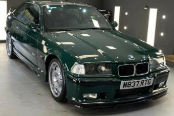 BMW M3 E36 GT - Nincs ma ennél csábítóbb használt BMW az európai autópiacon
