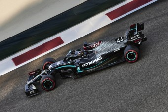 F1: Megtörte Hamiltont a koronavírus