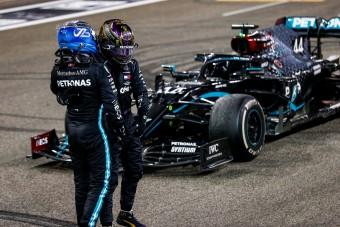 Hamilton: Bottasnak nincs szüksége védelemre
