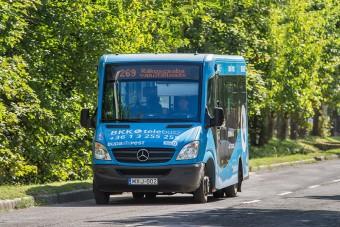 Nagy újítás a budapesti buszos tömegközlekedésben