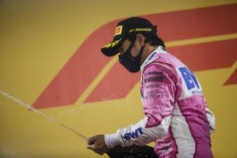 F1: Együtt tequilázott a Red Bull-főnök Perezzel