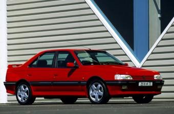 Kár, hogy nem gyártottak többet ebből a sportos Peugeot-ból