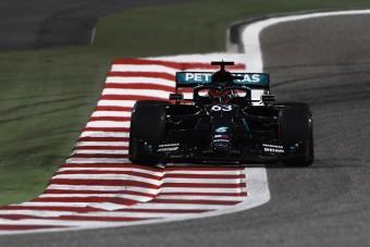 F1: Az élen kezdett Hamilton helyettese
