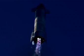 Felrobbant Elon Musk kísérleti rakétája
