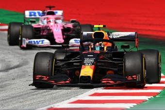 F1: Így ültette fel egyik jelöltjét a Red Bull