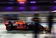 F1: Így ültette fel egyik jelöltjét a Red Bull 4