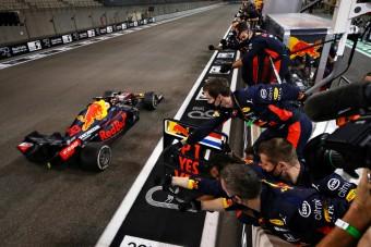 """F1: """"Meglepően gyors volt a Red Bull"""""""